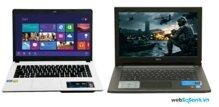 Chọn laptop Dell Inspiron N3442 hay ASUS X452LAV-VX251B  cho sinh viên?