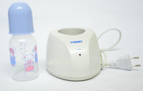 Chọn máy hâm sữa loại nào phù hợp?