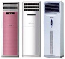 Chọn máy lạnh đứng có công suất làm lạnh phù hợp với diện tích phòng