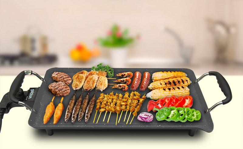 Chọn mua bếp nướng điện nào để làm lẩu nướng tại nhà?