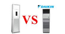 Chọn mua điều hòa tủ đứng Casper hay Daikin ?