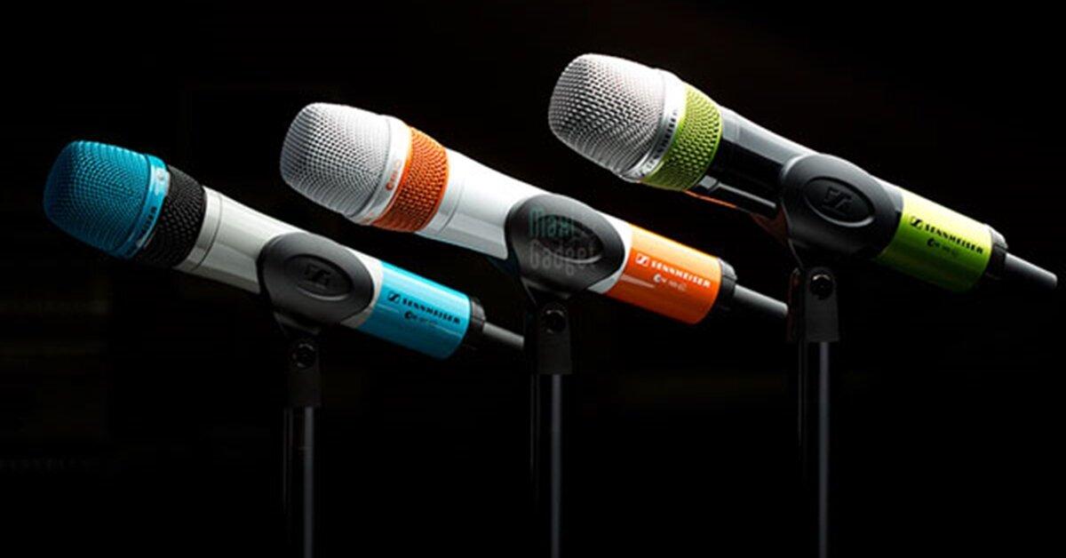 Chọn mua micro không dây để hát karaoke như thế nào?