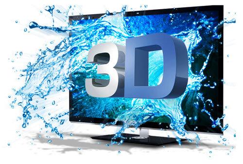 Chọn mua smart tivi, tivi 3D hay tivi 4K?
