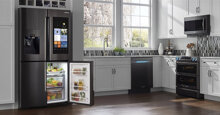 Chọn mua tủ lạnh ngăn đá trên hay ngăn đá dưới thì thích hợp nhất cho gia đình