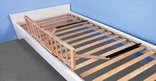 Chọn những mẫu thanh chắn giường cho bé gái