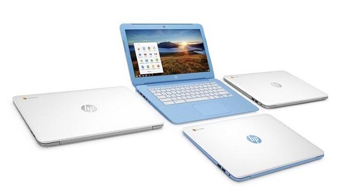 Chromebook 14 giá rẻ được HP nâng cấp chip Intel Celeron