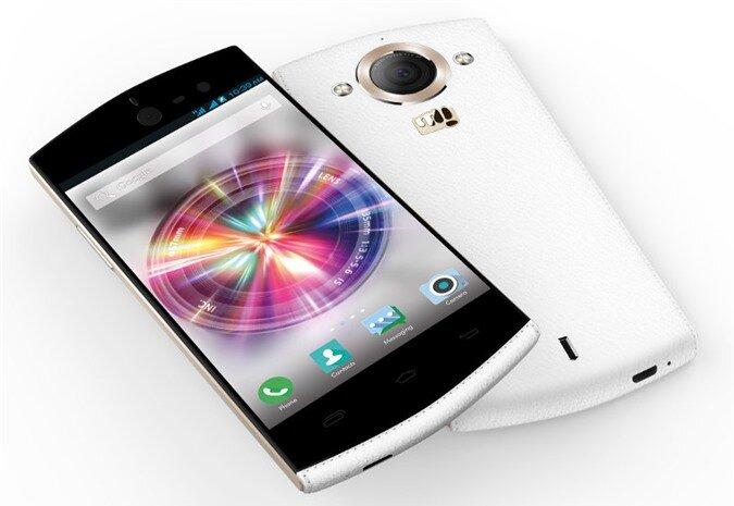 Chuẩn bị ra mắt thêm smartphone tự sướng với camera trước 13 MP