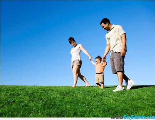 Chuẩn bị tốt nhất cho những bước đi đầu đời của trẻ
