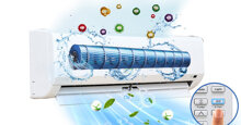 Chức năng rã đông trên điều hòa là gì ? Những điều hòa máy lạnh nào được trang bị chức năng này ?