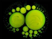 Chùm ảnh các phản ứng hóa học thông thường dưới con mắt đầy nghệ thuật