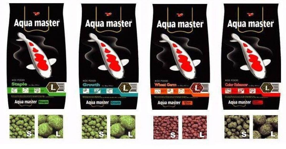 Chuyên cung cấp thức ăn và thiết bị hồ nuôi cá Koi chuyên nghiệp