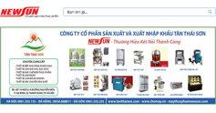 Chuyên gia máy thực phẩm NEWSUN – Đối tác tin cậy thấu hiểu khách hàng