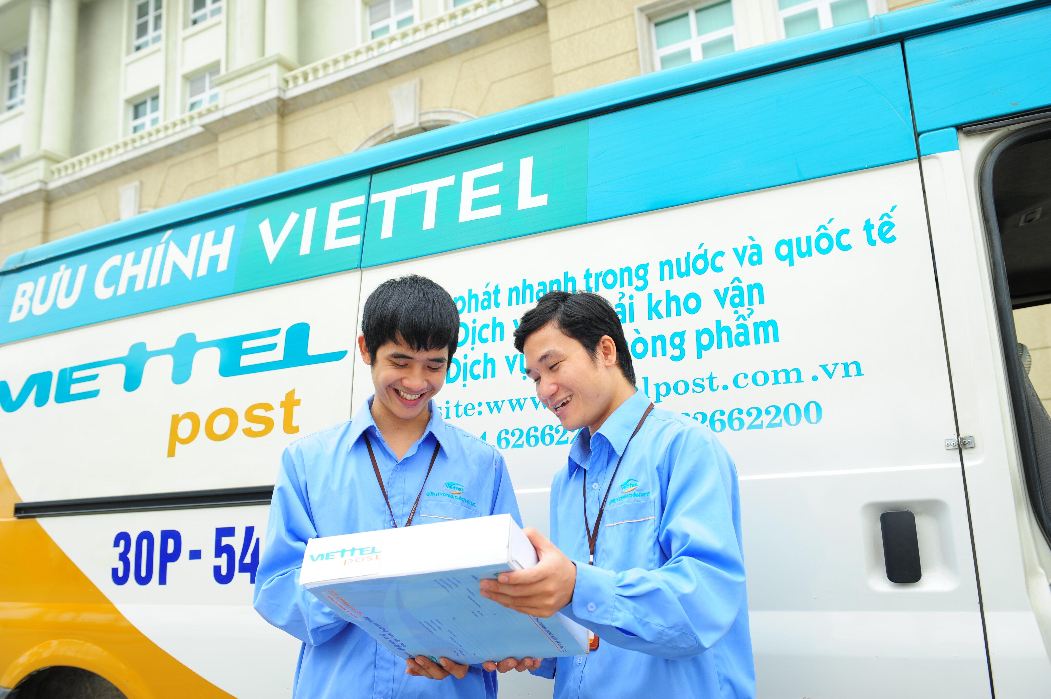 Chuyển phát nhanh ViettelPost Hà Nội ở đâu ?