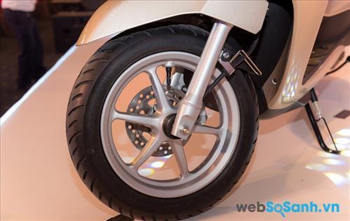 Bánh xe Yamaha Acruzo