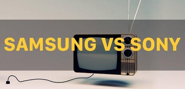 Nên mua tivi Samsung hay Sony? Câu hỏi băn khoăn của nhiều người tiêu dùng.