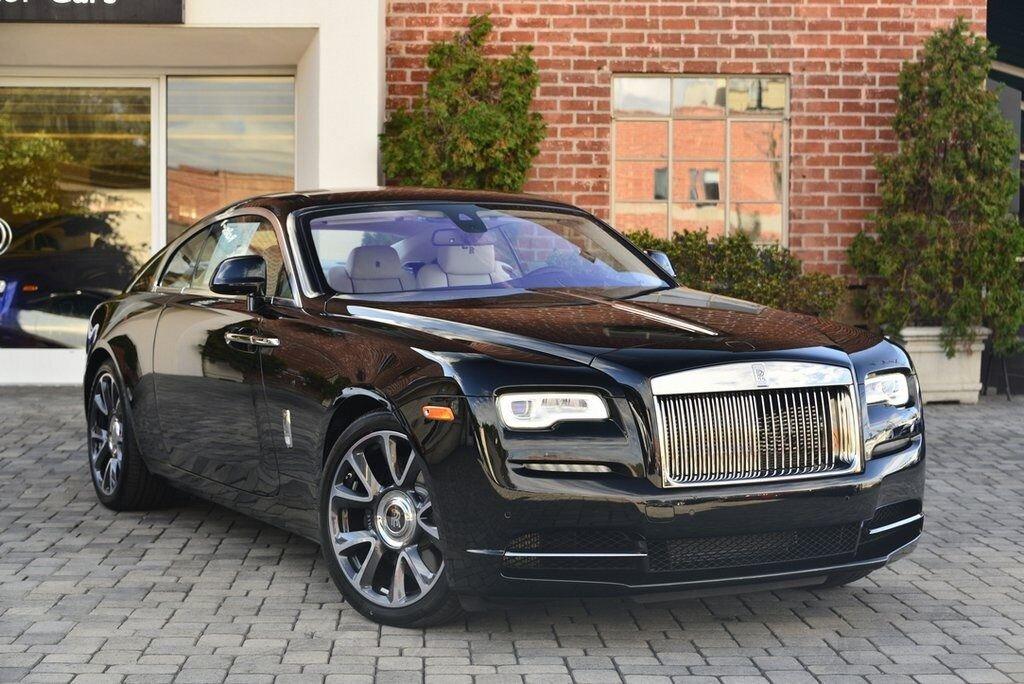 Xe ô tô Rolls-Royce Wraith
