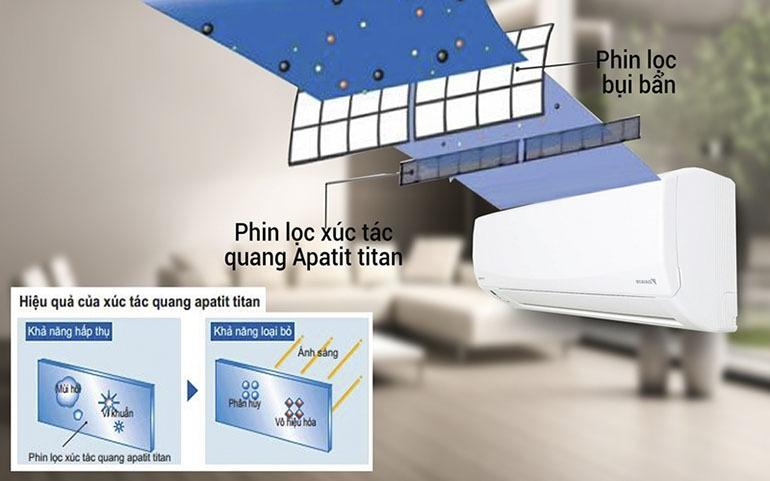 Công nghệ kháng khuẩn khử mùi trên điều hoà - Giải pháp bảo vệ sức khoẻ an toàn nhất