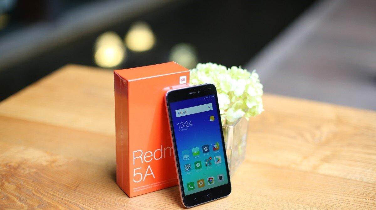 Có đáng bỏ 1.7 triệu đồng để mua Xiaomi Redmi 5A trên Lazada hay không?
