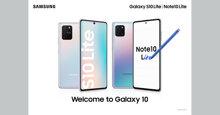 Có điện thoại Samsung Galaxy S20 Lite không? Cấu hình như thế nào?