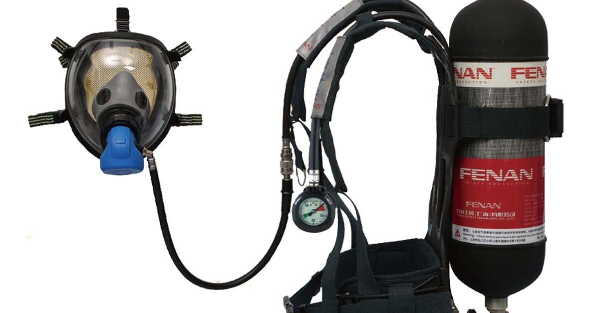 Có hay không nên mua mặt nạ dưỡng khí để thoát hiểm khi hỏa hoạn xảy ra