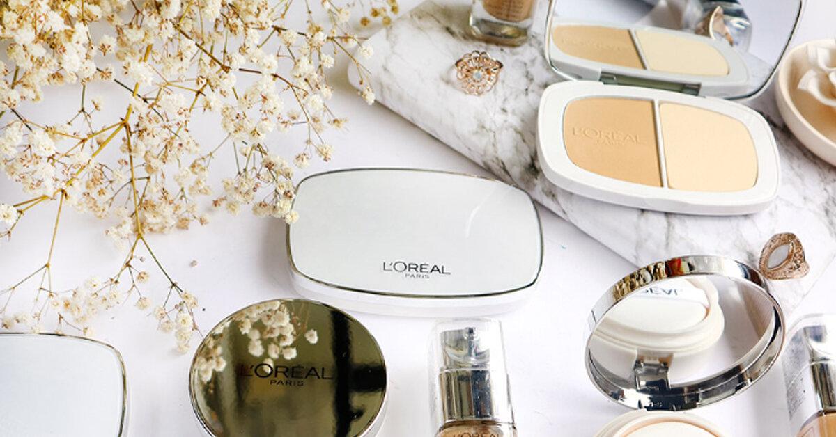 """Cơ hội mua """"mỹ phẩm xịn giá hời"""" từ thương hiệu L'Oreal Paris với chương trình Đại tiệc sinh nhật lần 6 của Lazada"""