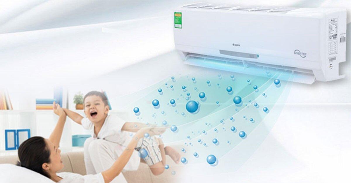 Có nên chi thêm 1 – 2 triệu để mua máy lạnh Wifi Gree?