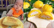 Có nên cho bé ăn bánh ăn dặm khi 4 tháng tuổi không?