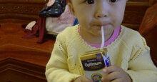 Có nên cho trẻ 2 tuổi uống sữa bột pha sẵn không ?