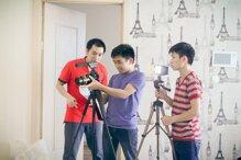 Có nên dùng máy ảnh quay phim? Chọn Sony, Nikon, Canon hay Panasonic