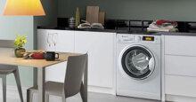 Có nên lắp máy giặt âm tủ bếp không?