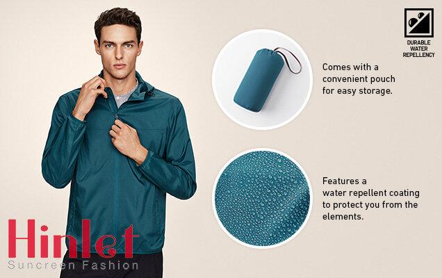 Có nên mua áo chống nắng nam Hinlet không?