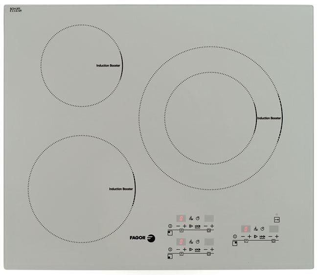 Có nên mua bếp từ Fagor IF-30BLX 3 vùng nấu giá 15 triệu đồng?