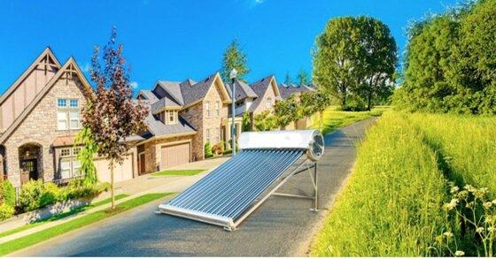 Có nên mua bình nóng lạnh năng lượng mặt trời hay không?