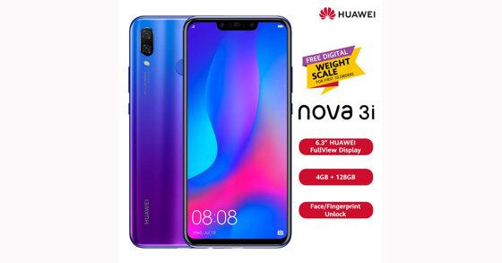Có nên mua điện thoại Huawei Nova 3i trong tầm giá 4 triệu đồng không?