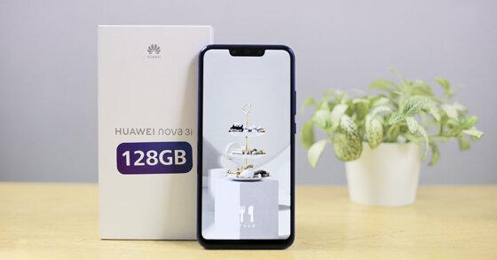 Có nên mua điện thoại Huawei Nova 3i không?