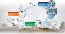 Có nên mua điều hòa có công nghệ kháng khuẩn, khử mùi hay không?