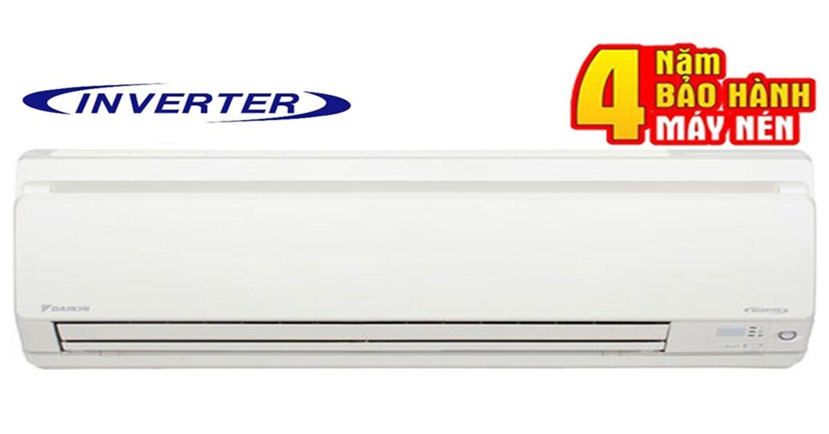 Có nên mua điều hòa đaikin 2 chiều inverter Daikin FTXS25GVMVkhông ?