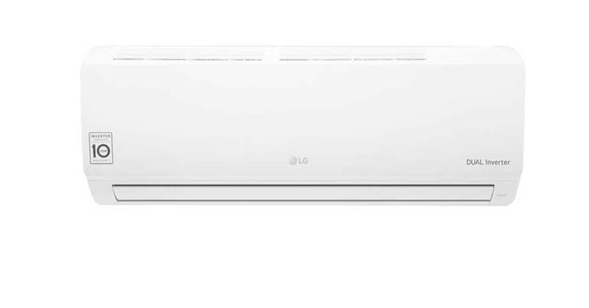 Có nên mua điều hòa LG V10ENH, 1 chiều lạnh 9000BTU – dòng dual cool năm 2019?