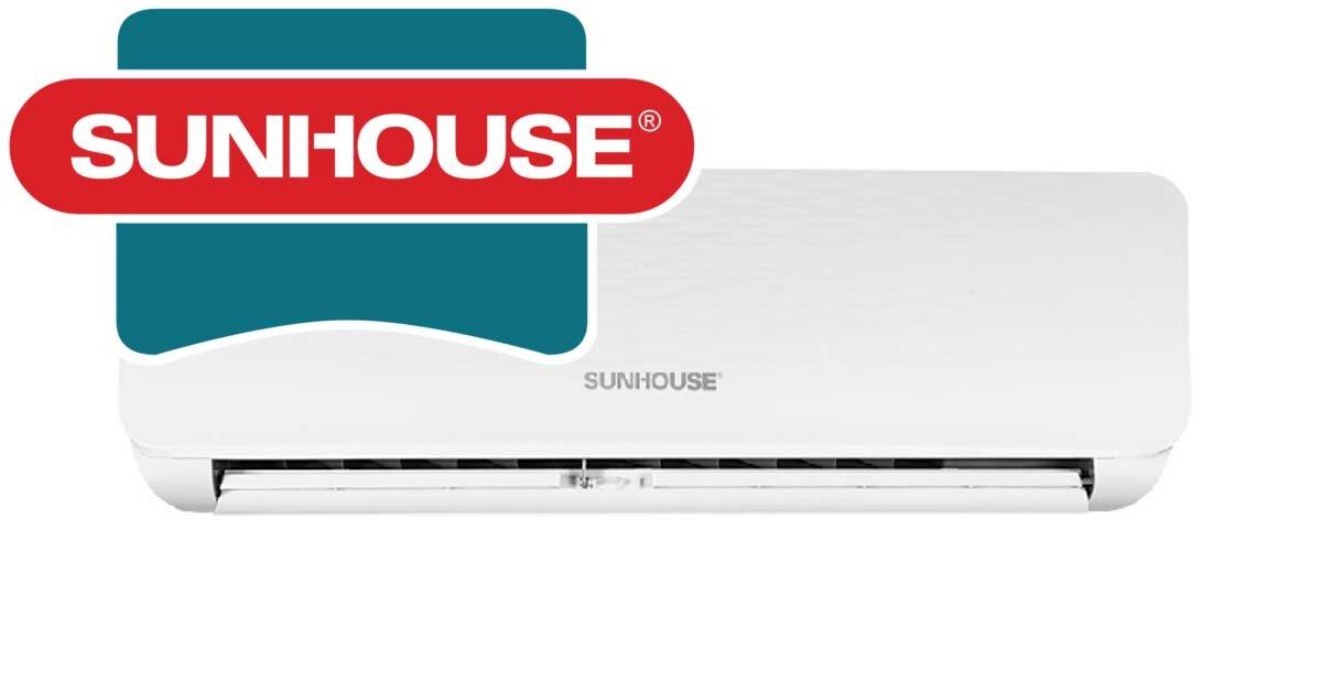 Có nên mua điều hòa Sunhouse 2 chiều 9000BTU SHR-AW09H110 mới ra mắt năm 2019 không?