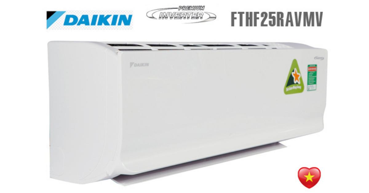 Có nên mua dòng điều hòa Daikin FTHF25RAVMV vào năm 2021?