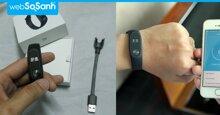 Có nên mua đồng hồ thông minh giá rẻ Xiaomi Miband 2?