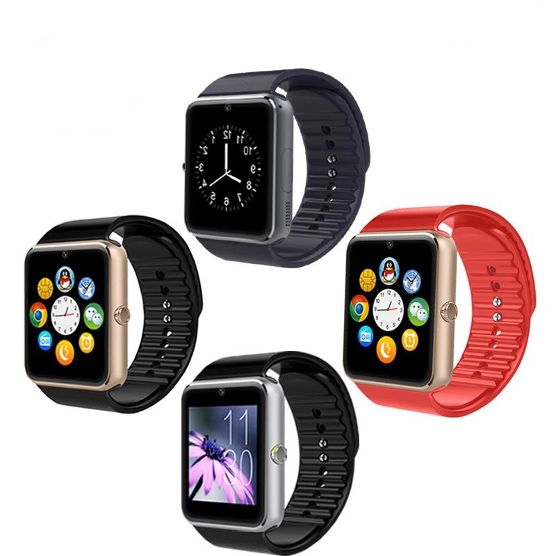 Có nên mua đồng hồ thông minh giá rẻ Smart Watch GT-08?