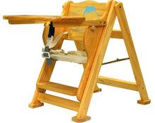 Có nên mua ghế ăn dặm bằng gỗ hay không?