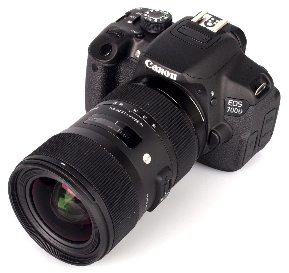 Có nên mua Lens Sigma 18-35mm f/1.8 DC HSM? (Phần 2)