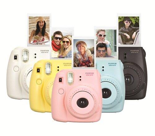 Có nên mua máy ảnh chụp lấy liền hay không?