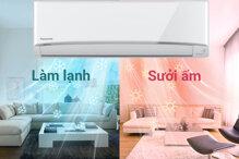 Có nên mua máy điều hòa 2 chiều thay máy sưởi, chọn loại nào tốt?
