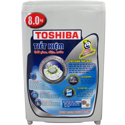Có nên mua máy giặt lồng đứng giá 5 triệu Toshiba AW8970SV ?