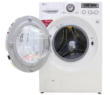 Có nên mua máy giặt sấy 8kg LG WD20600 ?