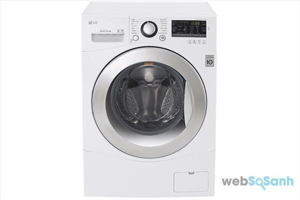 Có nên mua máy giặt sấy 9kg LG FC1409D4E ?