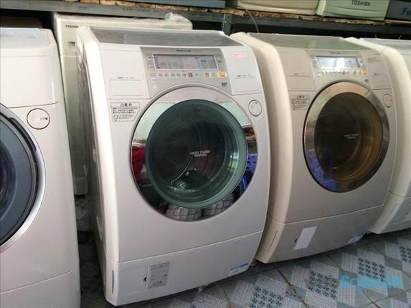Có nên mua máy giặt sấy nội địa Nhật cũ không ?